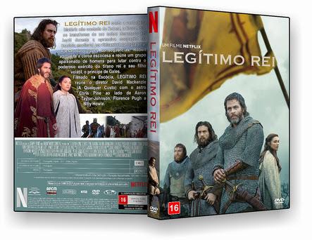 Legítimo Rei (2018) DVD-R AUTORADO