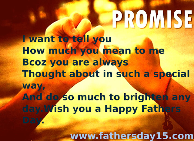 Fathers Day WhatsApp Message
