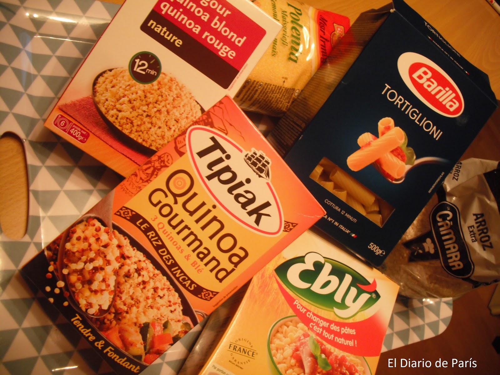 El Diario de París: La alimentación de los franceses: de graso a dulce