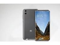 Ini Dia Bocoran Penampakan Xiaomi Mi 7?