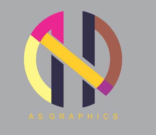 Alphabet Logo Design Vector
