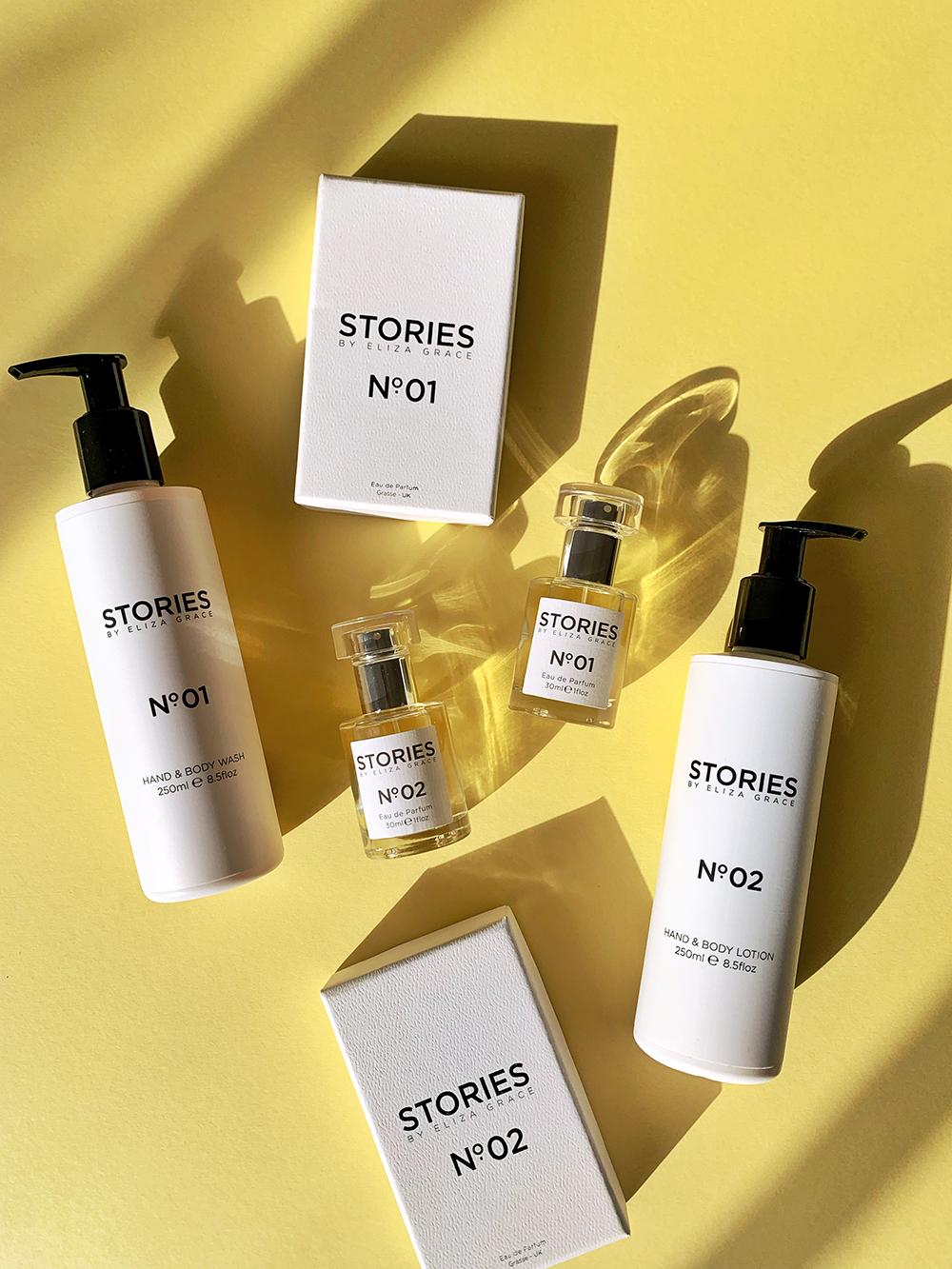 Stories Parfums, luxury fragrance brand - London beauty & style blog