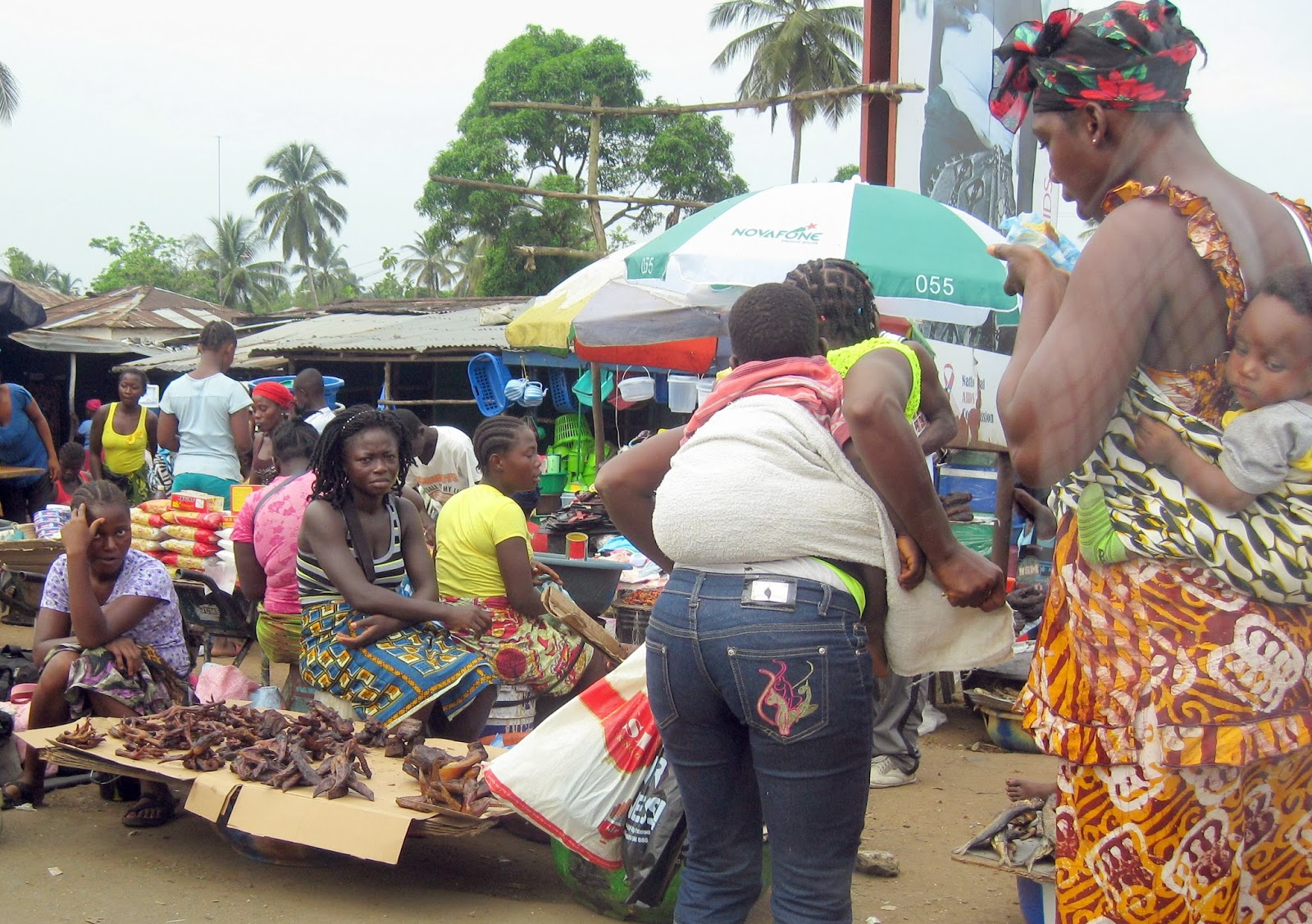 Revisiting Liberia The Economy At Work