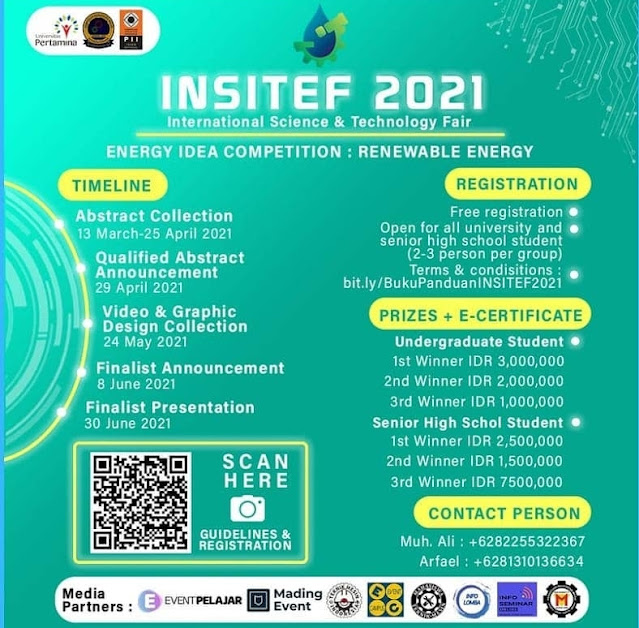 International Science & Technology Fair 2021