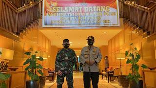 Masyarakat Jangan Terintervensi Oleh Kelompok Yang Tidak Setuju Kedatangan TNI-Polri ke Papua