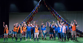 Wagner: Die Meistersinger - the chorus - Fulham Opera (Photo Matthew Couglan)