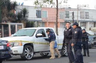 Burlan sicarios cerco y huyen a la CDMX