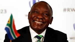 Spotlight : Cyril Ramaphosa Will Be The New South African President