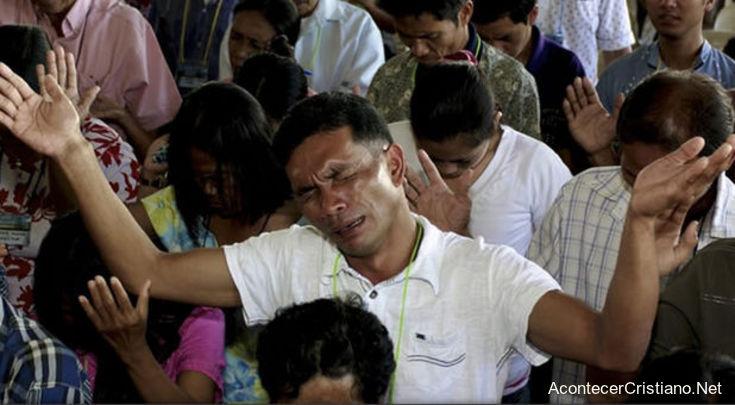 Musulmanes convertidos al cristianismo en Medio Oriente