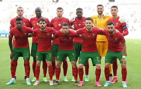 daftar pemain timnas portugal