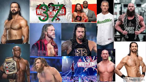 Watch WWE Wrestlemania 37 full match list 2021 roman reigns fight wwe