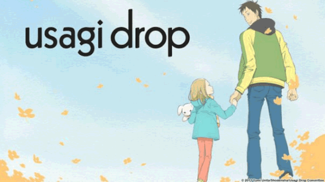 Usagi Drop - Best Anime Like Hinamatsuri (Hina Festival)