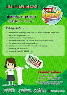 Mading Contest
