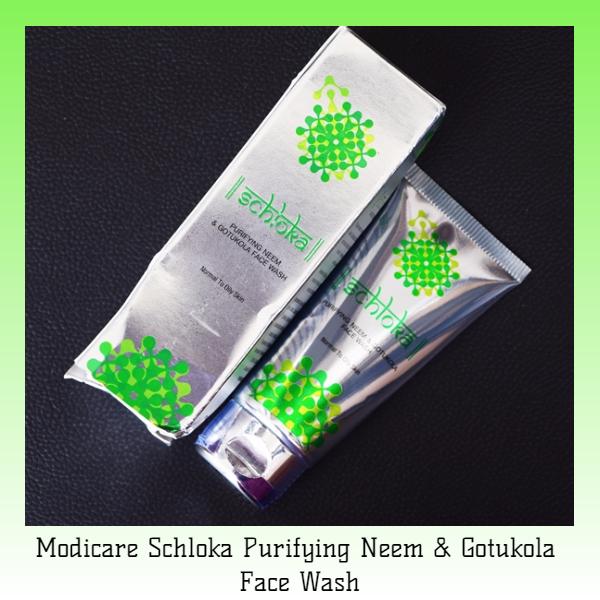 modicare schloka face wash