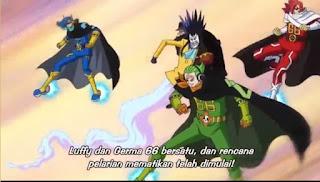 One Piece 841 Subtitle Indonesia