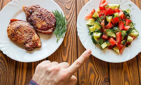 Người ăn chay khỏe mạnh hơn người ăn thịt
