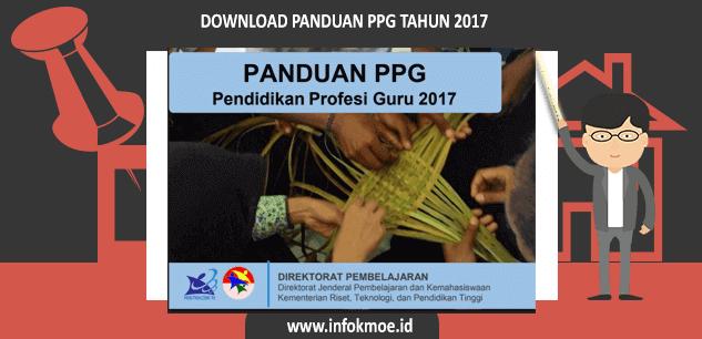Panduan PPG Tahun 2018