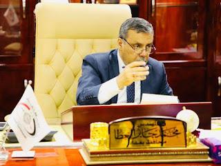 محافظ بغداد يوجه مديري التربية الست بالبدء بتحويل المحاضرين بالمجان إلى عقود