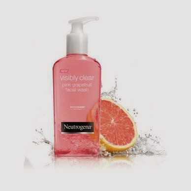 Indelible Me Review Of Neutrogena Visibly Clear Pink Grapefruit
