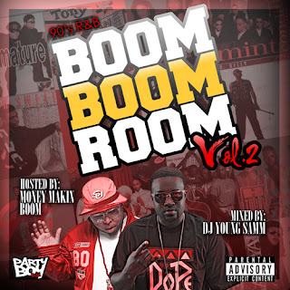 Dj Young Samm - Boom Boom Room Vol.2