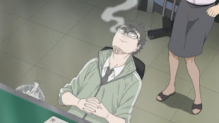 Hellominju.com : ハイキュー 1期 25話 烏野高校 顧問兼監督 武田 一鉄 CV.神谷浩史 Ittetsu Takeda Haikyuu Faculty Advisor | Hello Anime !