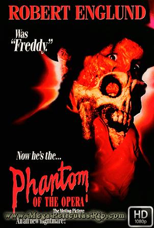 El Fantasma De La Opera (1989) [1080p] [Latino-Ingles] [MEGA]
