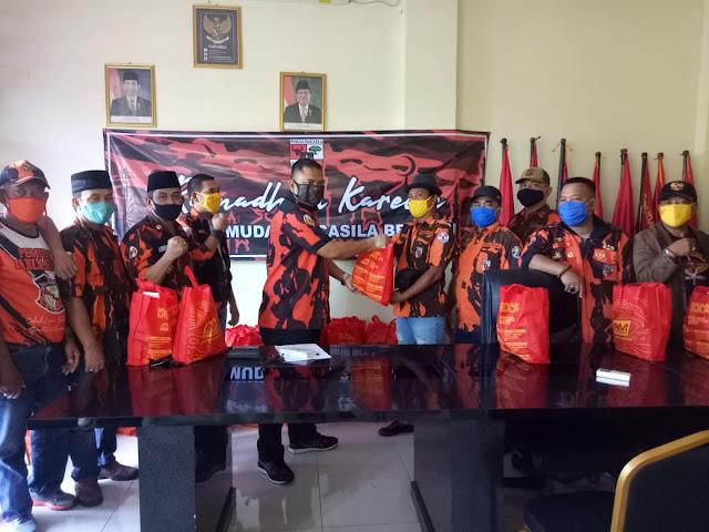 MPC PP Bandarlampung Ambil Bagian Ringankan Beban Masyarakat