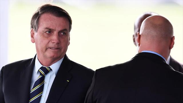 Congreso brasileño recibe 24 solicitudes para destituir a Bolsonaro