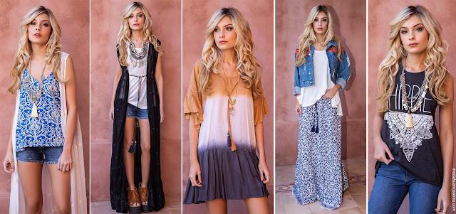 Moda primavera verano 2019 │ Ropa de mujer moda primavera verano 2019.