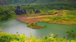 Wisata Tasikmalaya Gunung Galunggung