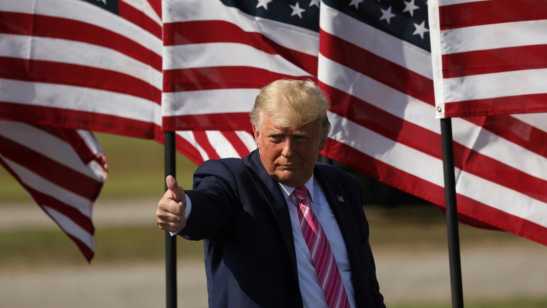 Trump se postularía para las presidenciales de 2024