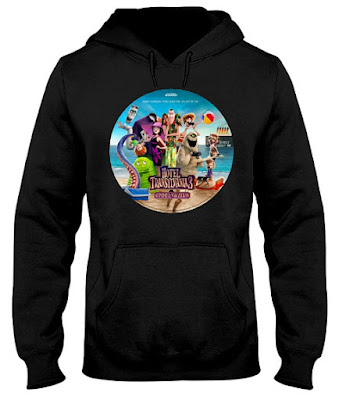 Hotel Transylvania 3 Summer Vacation T Shirt Hoodie 2018 Full Movie