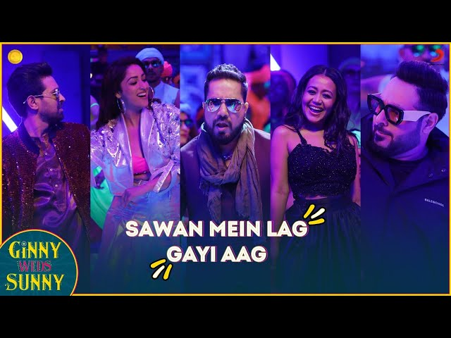Sawan Mein Lag Gayi Aag Lyrics - Mika Singh