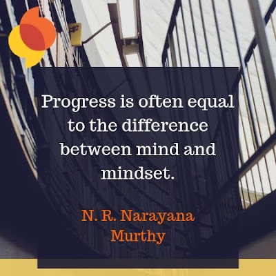 N R Narayana Murthy Motivational Quote