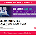 Chuck E Cheese: Free 20 Minutes of All You Can Play with Any Food Purchase! Valid for 9/12 Only!