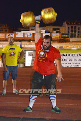 Campeonato de España de Fuerza Aranjuez