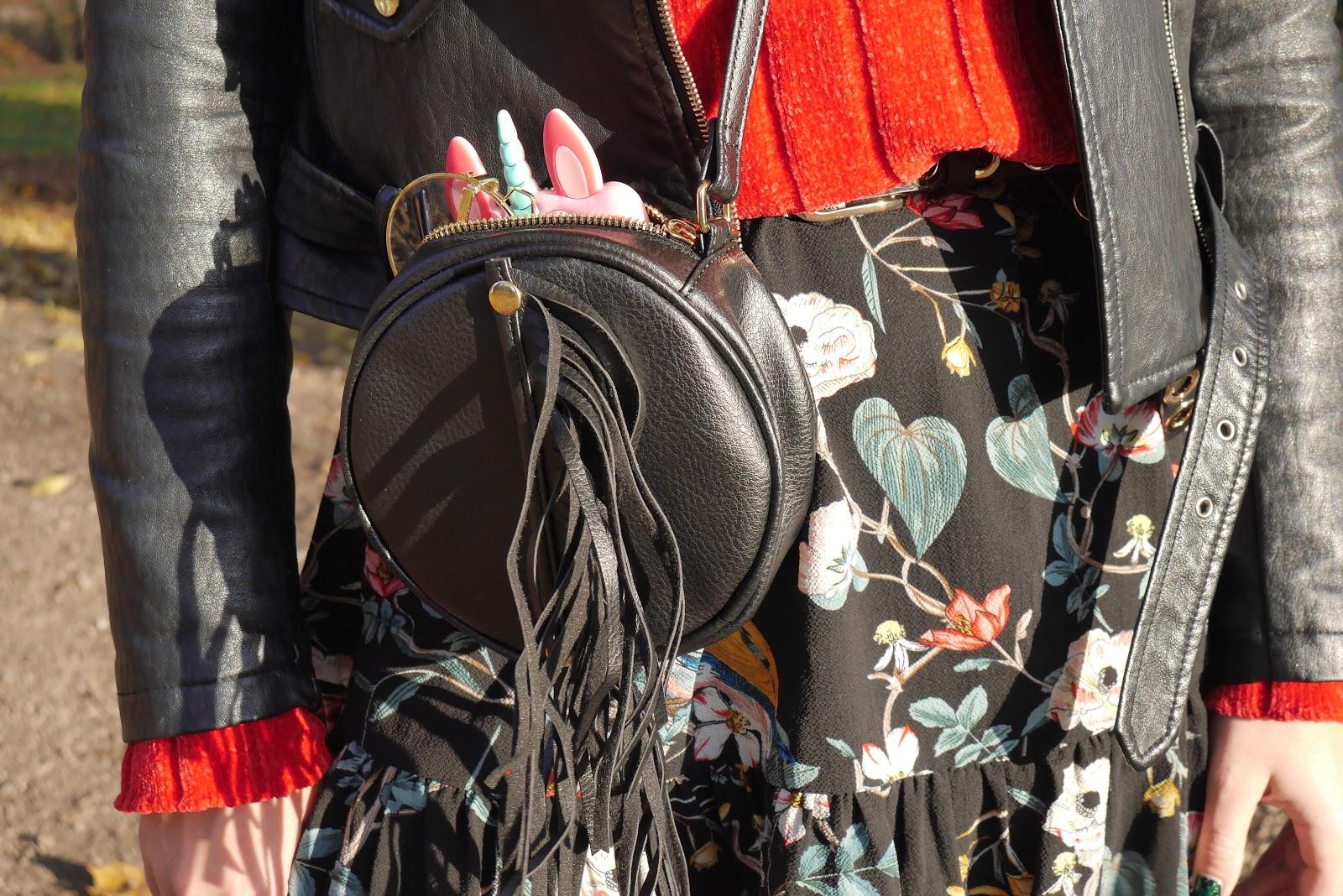 torebka bonprix frędzle karyn blog modowy blogerka modowa puławy