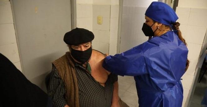 COVID-19: se colocaron 7 mil vacunas en los distritos de San Rafael