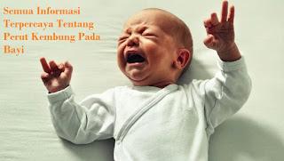 Perut Kembung Pada Bayi