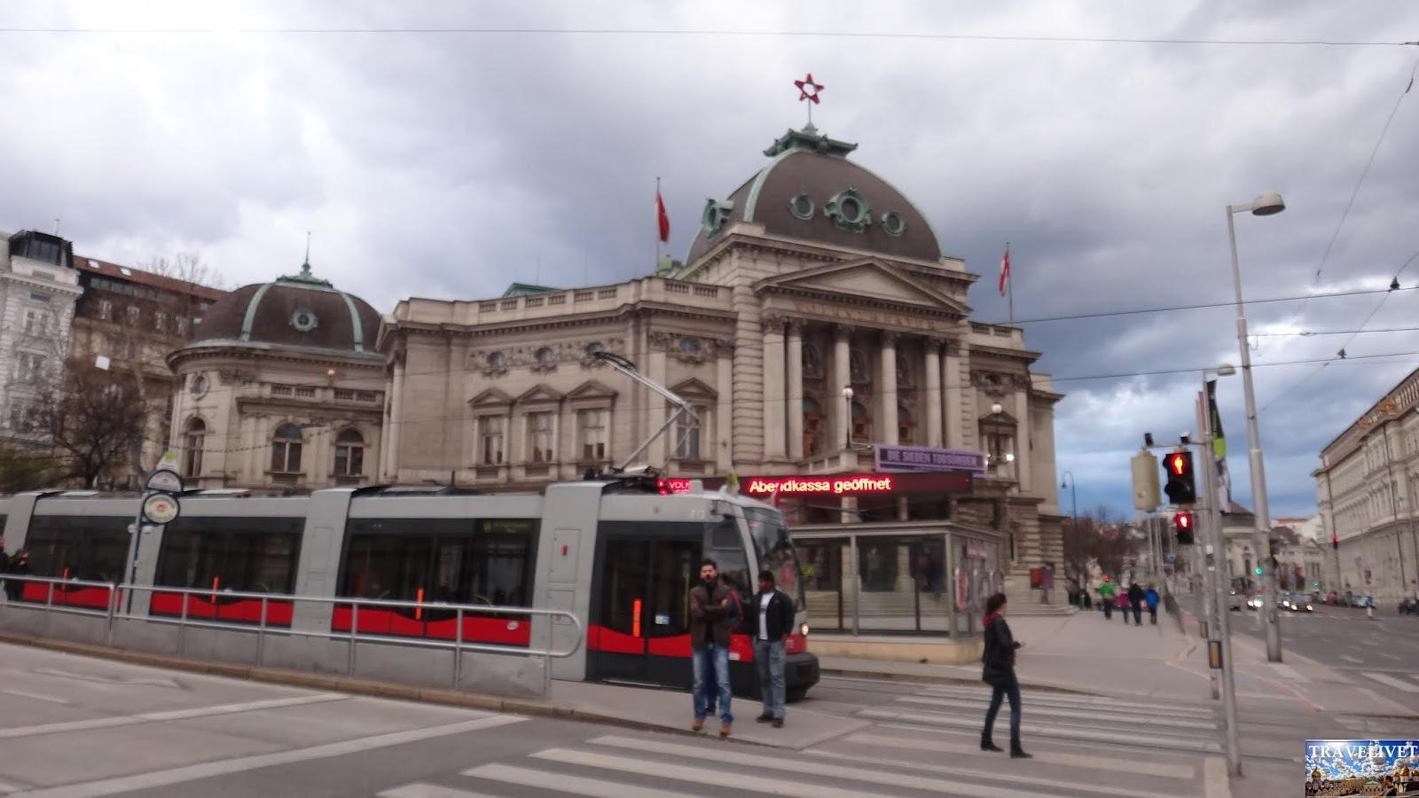 Autriche vienne Opéra
