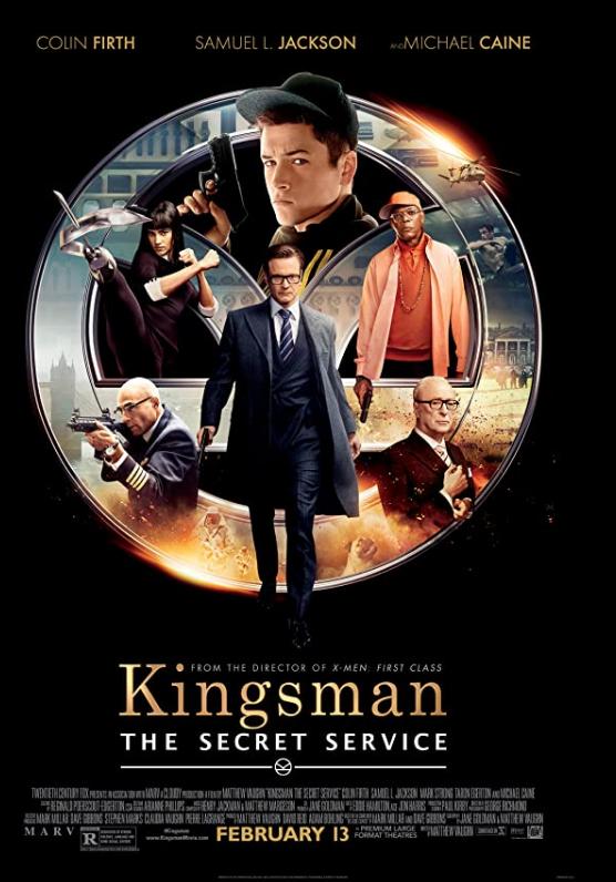 Kingsman The Secret Service 2014 x264 720p Esub BluRay Dual Audio English Hindi THE GOPI SAHI