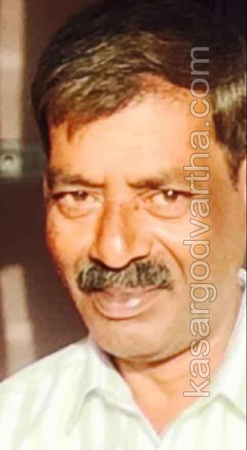 Eriyal Muhammed Kunji Passed away