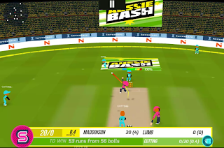 Lite cricket games Android