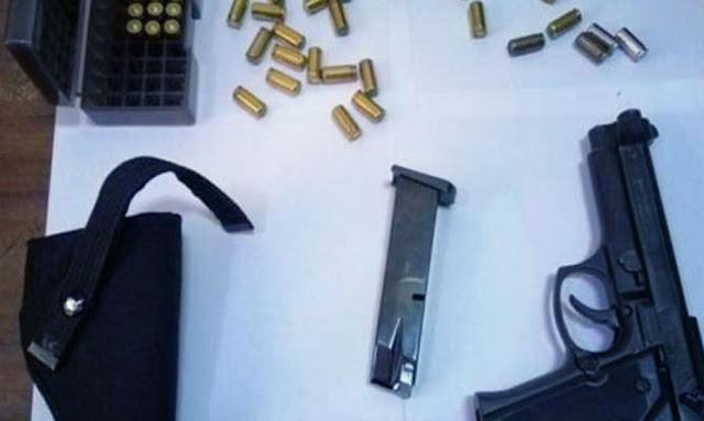 سوسة : إيقاف رجل أعمال عنّف زوجته وهدّدها بتصويب مسدس نحو رأسها