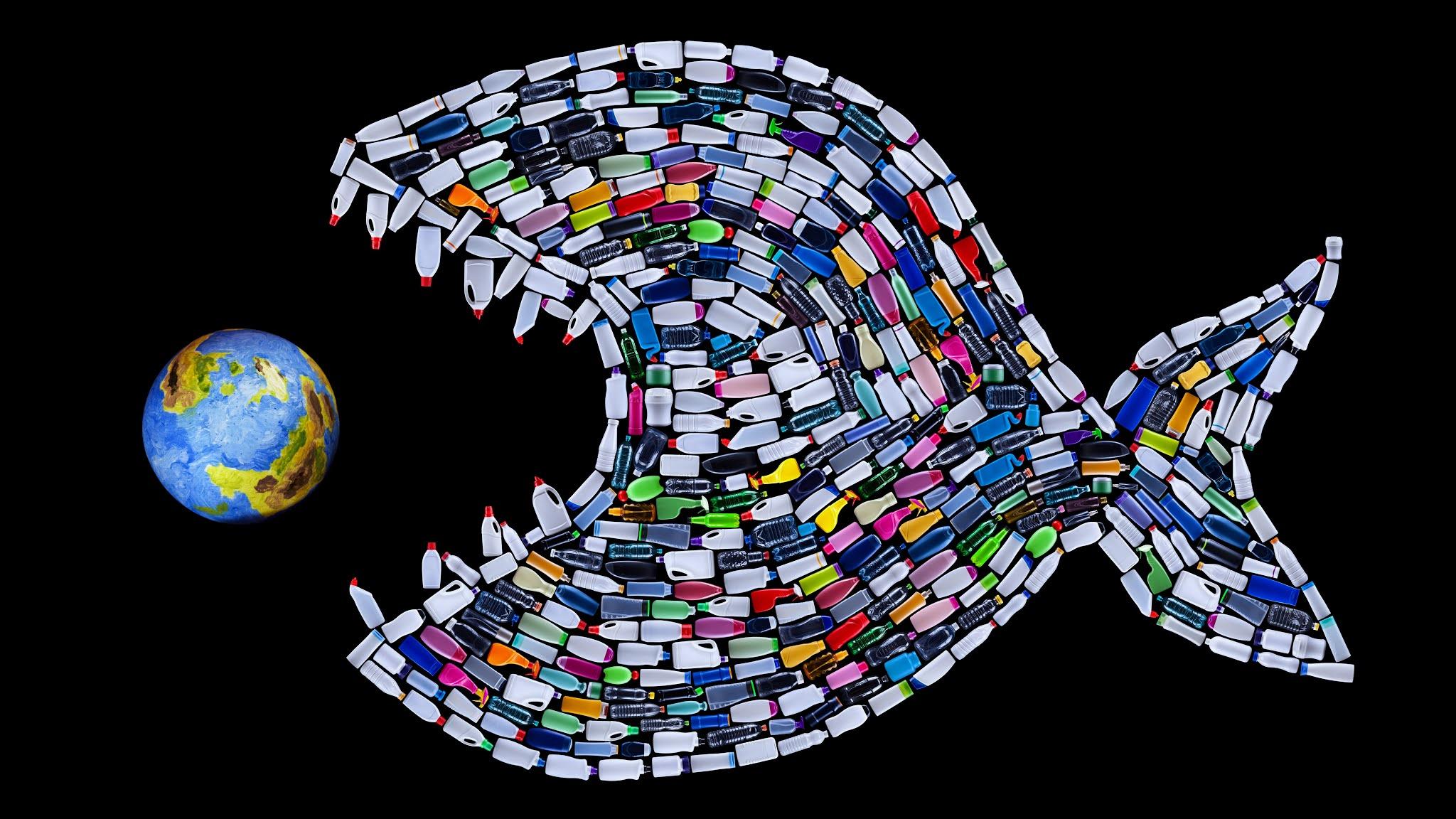 Denko 2021 1/2 - Tu jest jakby mniej plastiku.