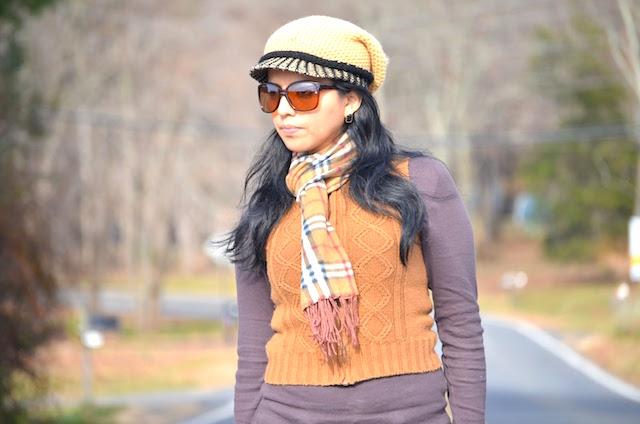 Outfit Para un día en el Campo