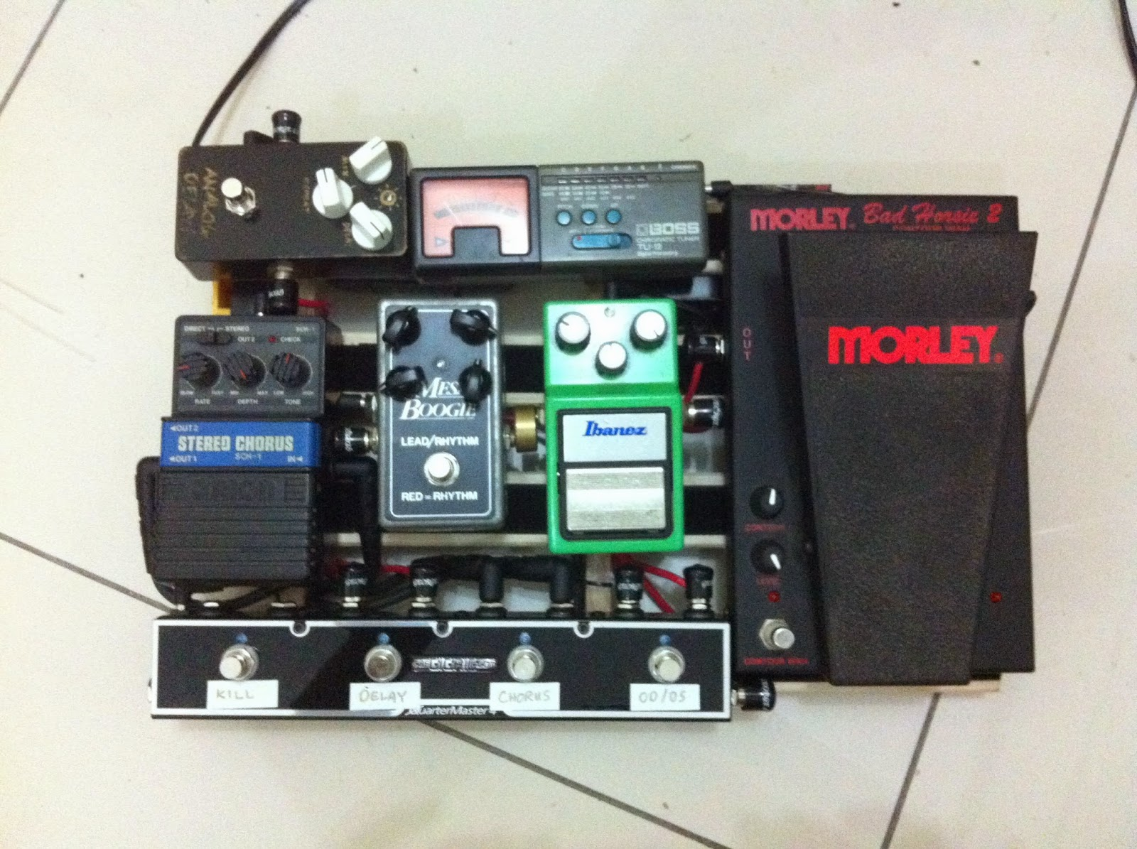 guitar pedals effects reviews pedalboard setup over the years. Black Bedroom Furniture Sets. Home Design Ideas