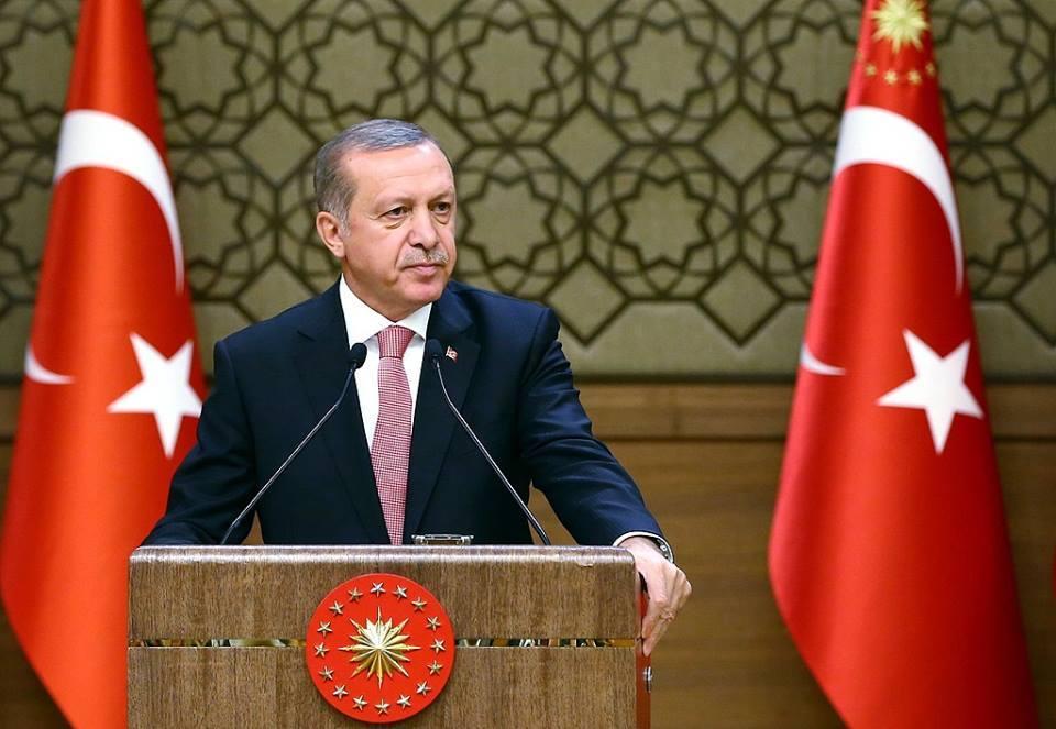 أردوغان: الغرب يدعم الإرهاب ويقف إلى جانب الانقلابات
