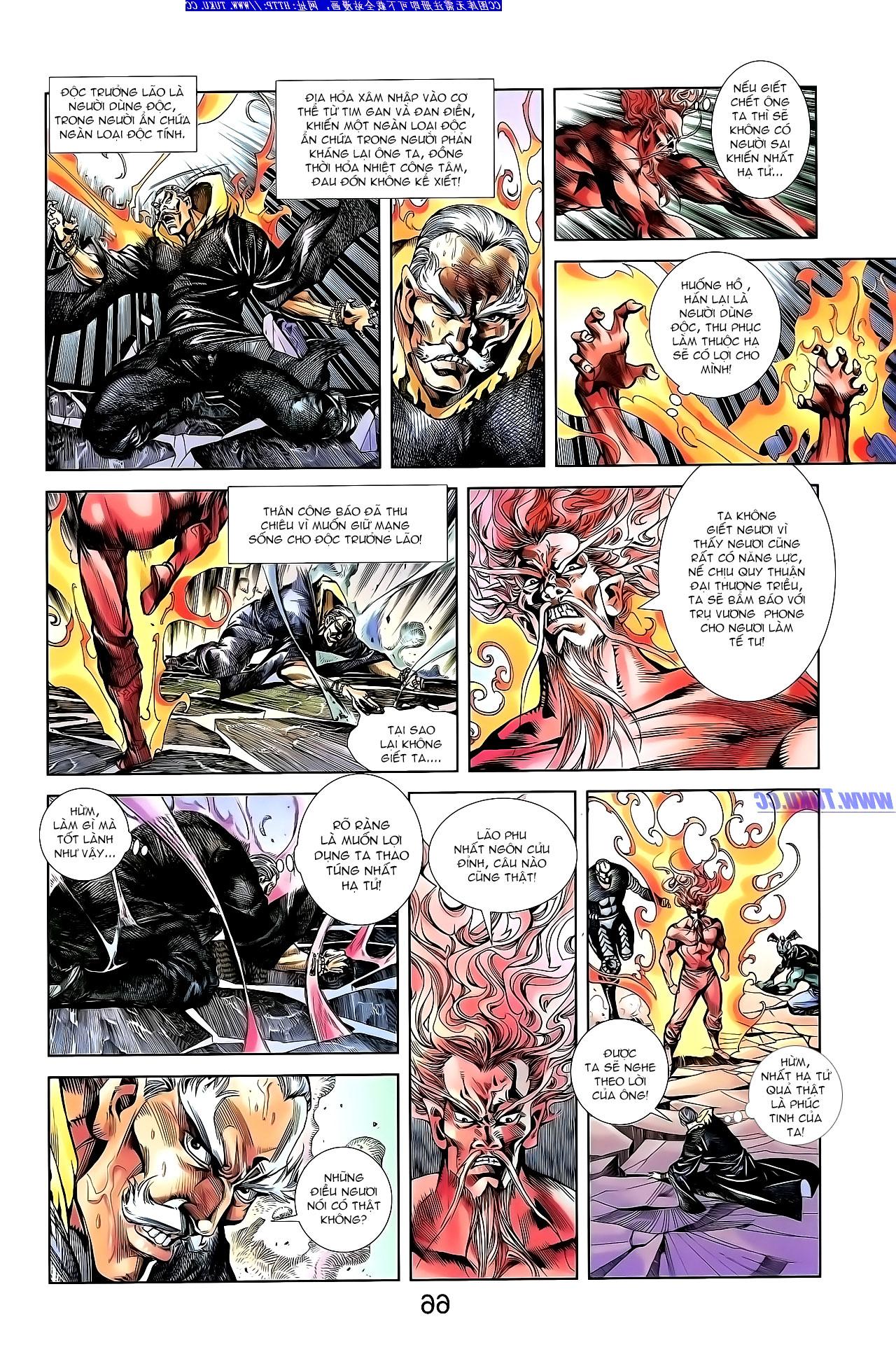 Cơ Phát Khai Chu Bản chapter 141 trang 11