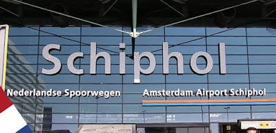 sân bay Hà Lan